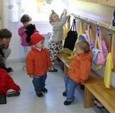Детские сады, общение со сверстниками