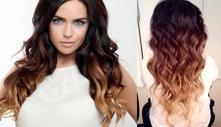 Окрашивание волос омбре особенно актуально осенью, так как золотистые и каштановые оттенки прекрасно гармонируют с...