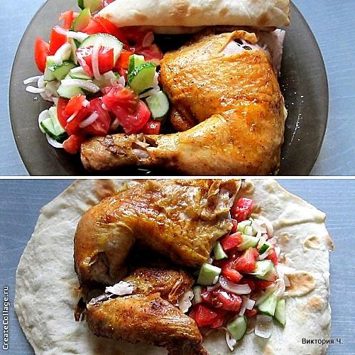 закваска курицы для гриля рецепт