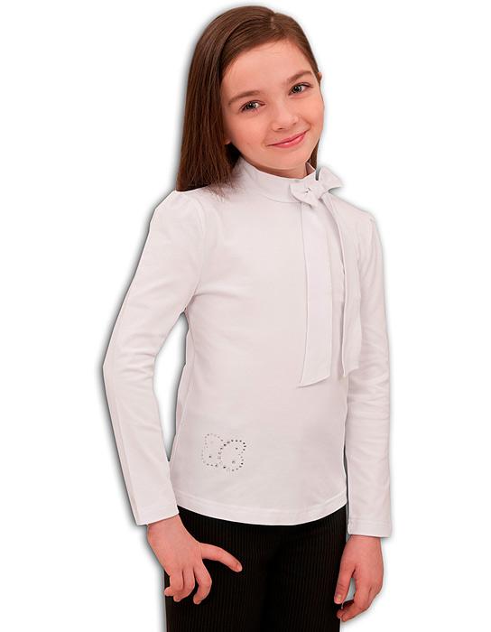 Трикотажные Блузки Для Школы