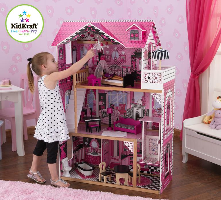 Фото как сделать дом для монстр хай