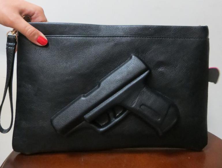 Сумка С Пистолетом Купить В Москве