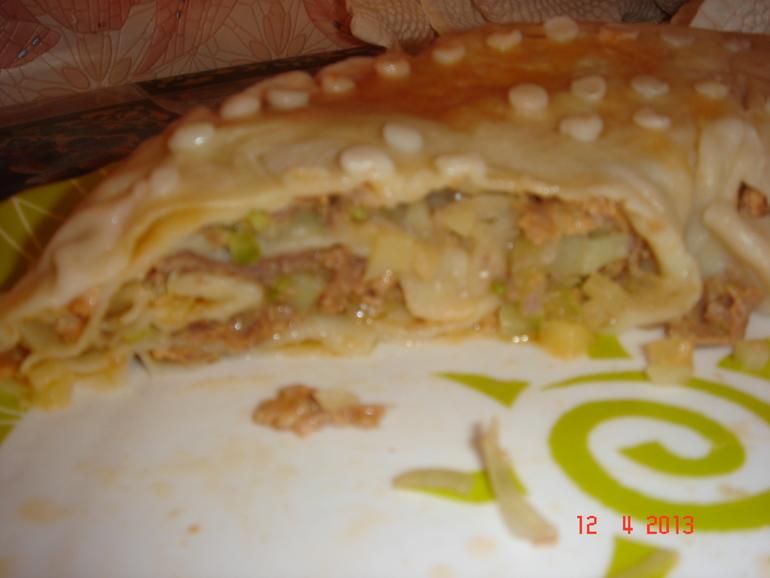 Казахская кухня с