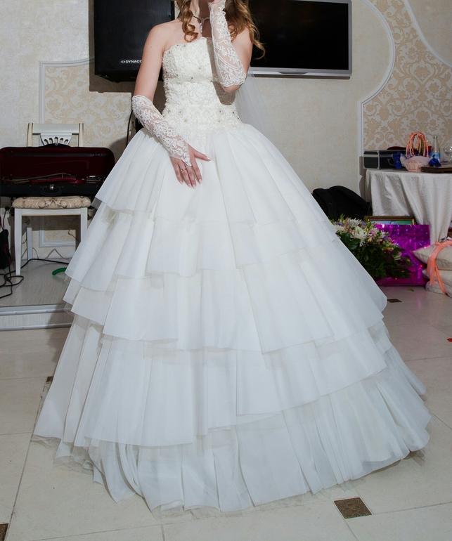 Свадебное Платье Купить В Краснодаре