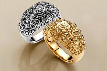 часы(позолота) кольцо серебро 925. ЮВАО