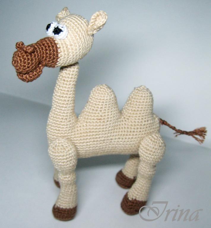 А это верблюд (может даже
