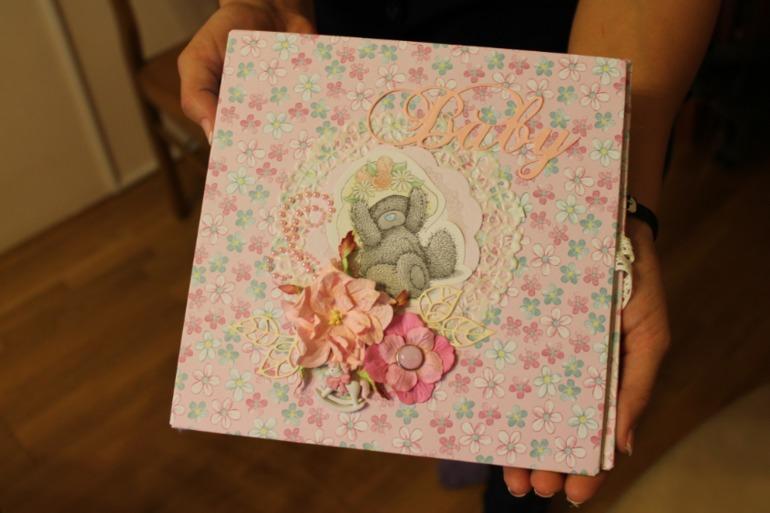 Фотоотчет с нашего МК по альбому 21.09