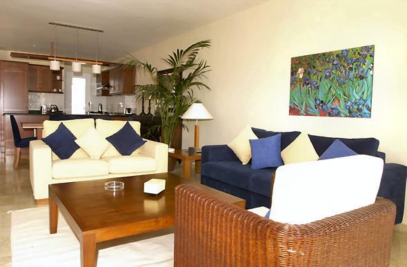 апартаменты на 2-8  человек  Тенерифе и Коста дель соль