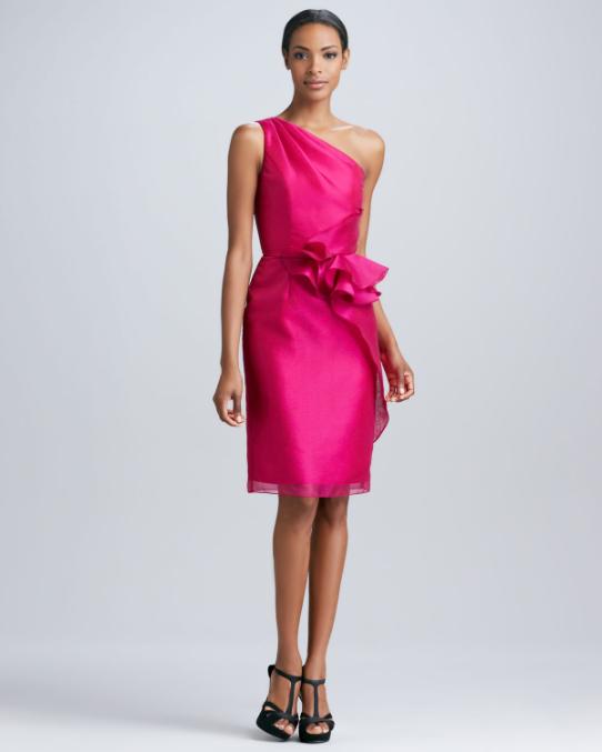 Платье Carmen Marc Valvo - 17 тыс.