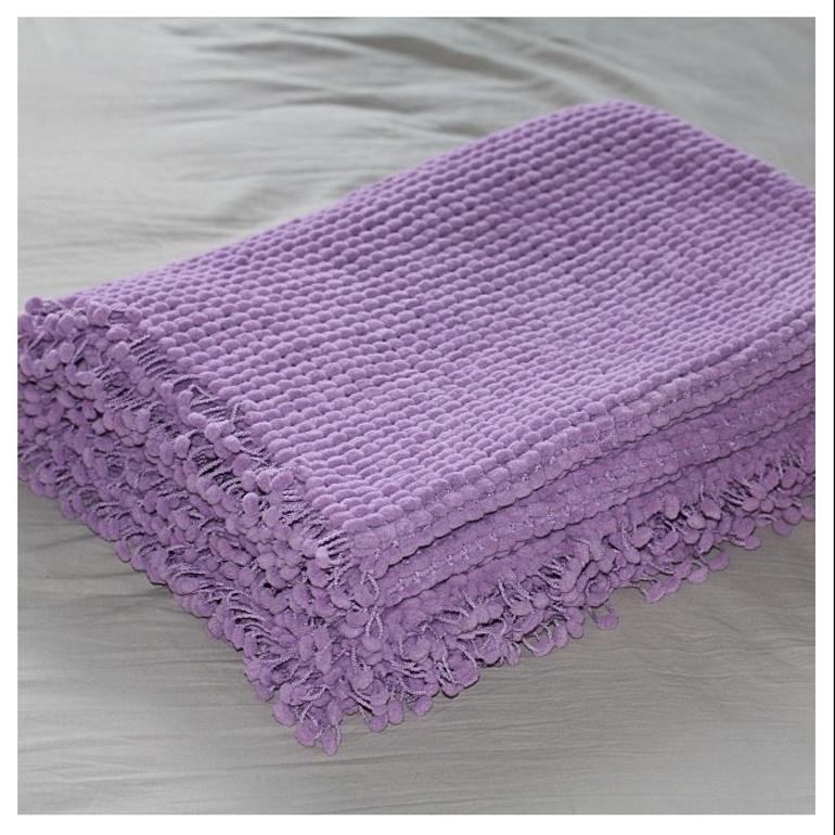 Вязание из софти ализе плед
