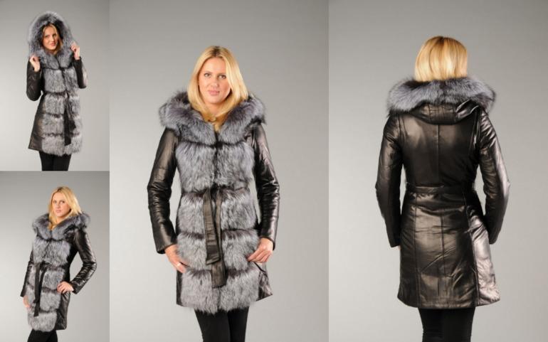 b8fd8fe9e2e Кожаные куртки и пуховики. Новая коллекция! Налетай! - запись ...