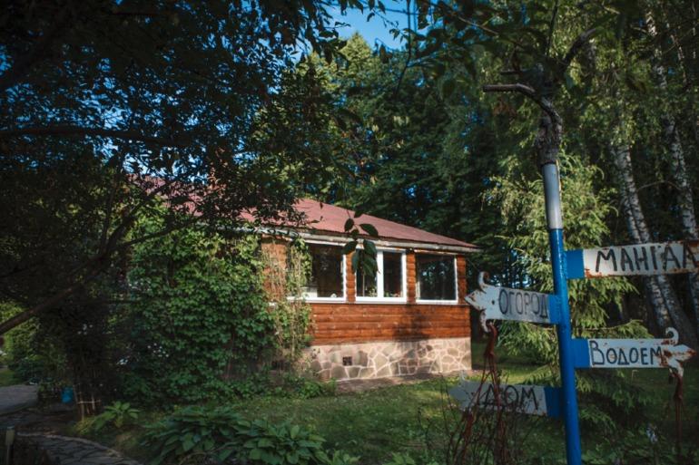 Сдам Дом-Дачу 47 км от Москвы по Новорязанскому шоссе на выходные