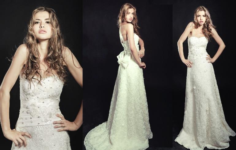 Продам свадебное платье новое 42-44 разм.на рост 168 +.25тр