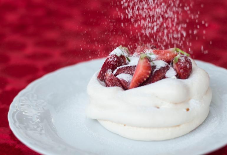 Пирожное павлова рецепт с фото высоцкая