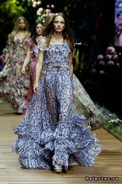 Выкройка платье на лето в пол фото 530