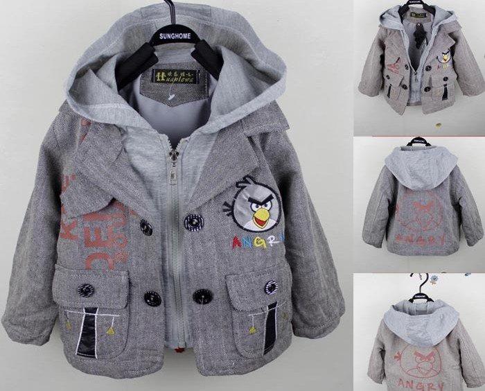 Пристрою детский жакет-пальто р-р 110.