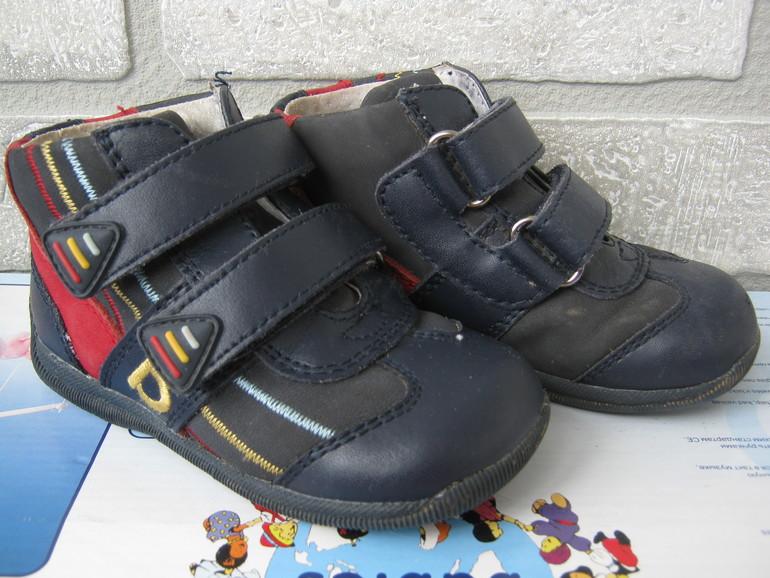 Обувь д/мальчика р.22, 24-25 Обмен