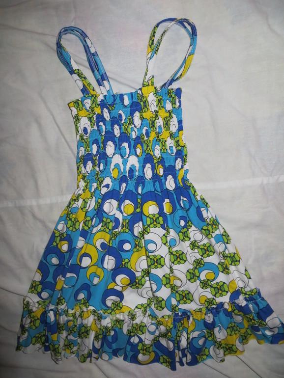 Новое платье-сарафан, 250 руб.