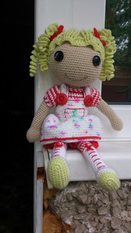 Куклу лалалупси своими руками выкройки