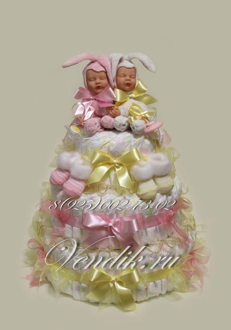 Подарки двойняшкам новорожденным 29