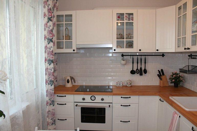 Кухня будбин икеа в интерьере