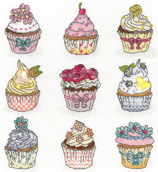 тортиков и мороженого