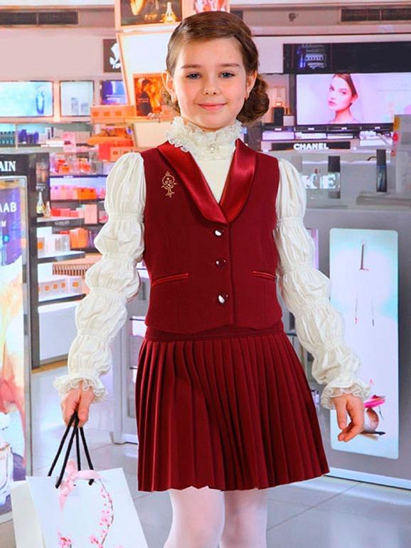 Купить Блузку Школьную Маленькая Леди