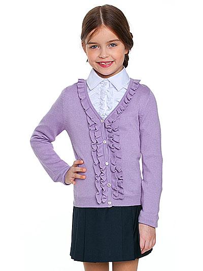 Блузки И Водолазки Для Школы Silver Spoon