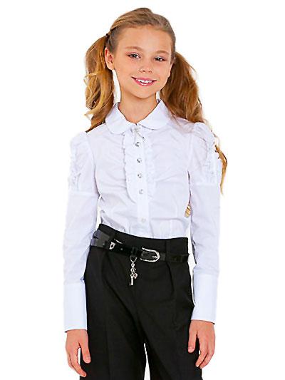 Блузки Школьные Для Детей 2013