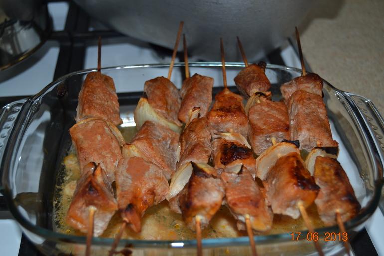 Лопатка свинина в духовке рецепт с фото