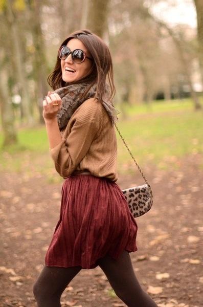 как одеваться красиво осенью фото