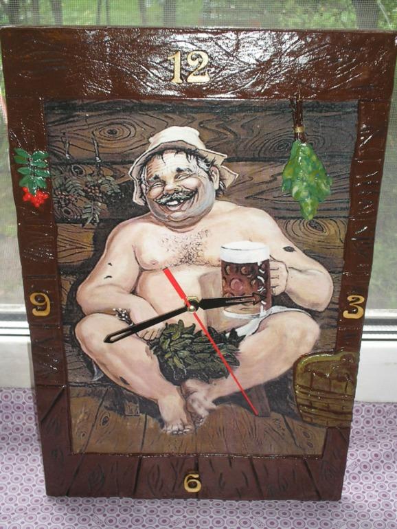 Картины для бани и сауны своими руками 56