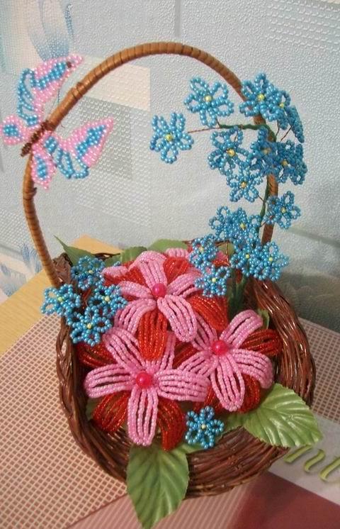 Мой бисерный сад