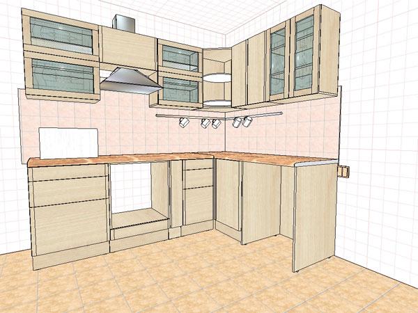 Кухни, шкафы-купе и другая корпусная мебель под заказ. - Babyblog.ru