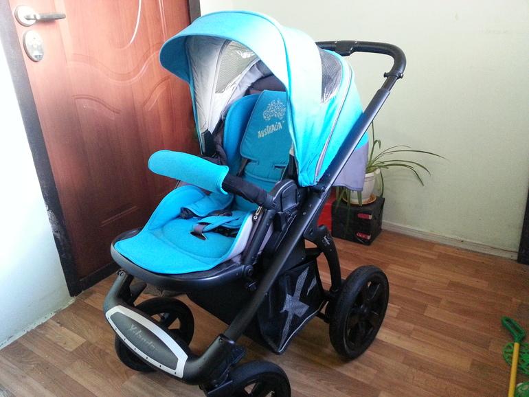 Отличнейшая коляска X-Lander X-Move в идеале ПРОДАНА - Babyblog.ru
