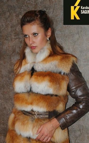 Купить Куртку Из Лисы Спб
