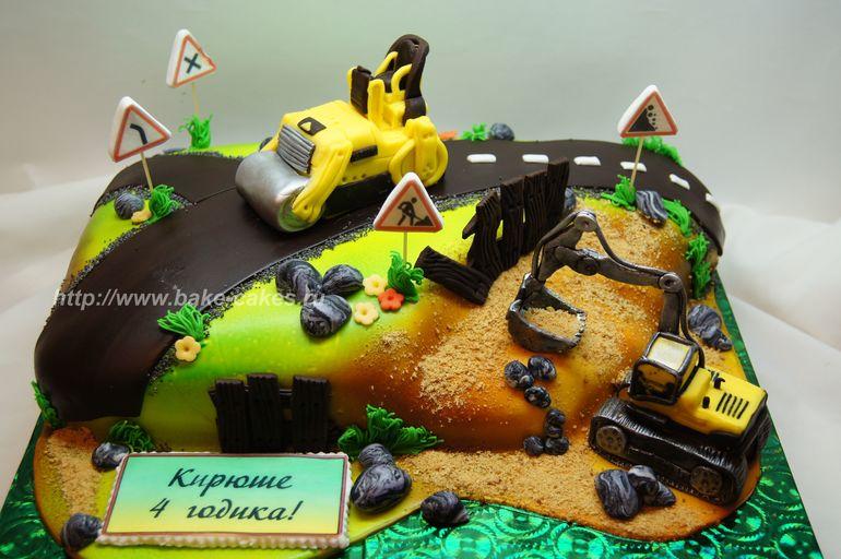 Детский торт на заказ для мальчиков фото