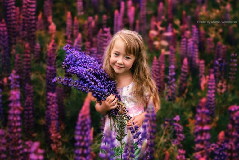 *Июнь в цвете*