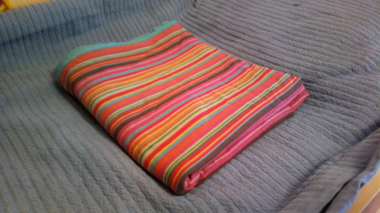 Продам  слинг-шарф  Манон  гриз  (Manon  grise)  Необуль
