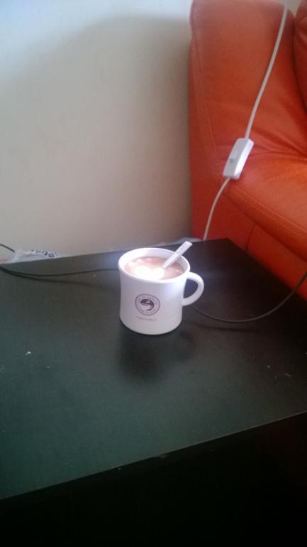 кому кофе?