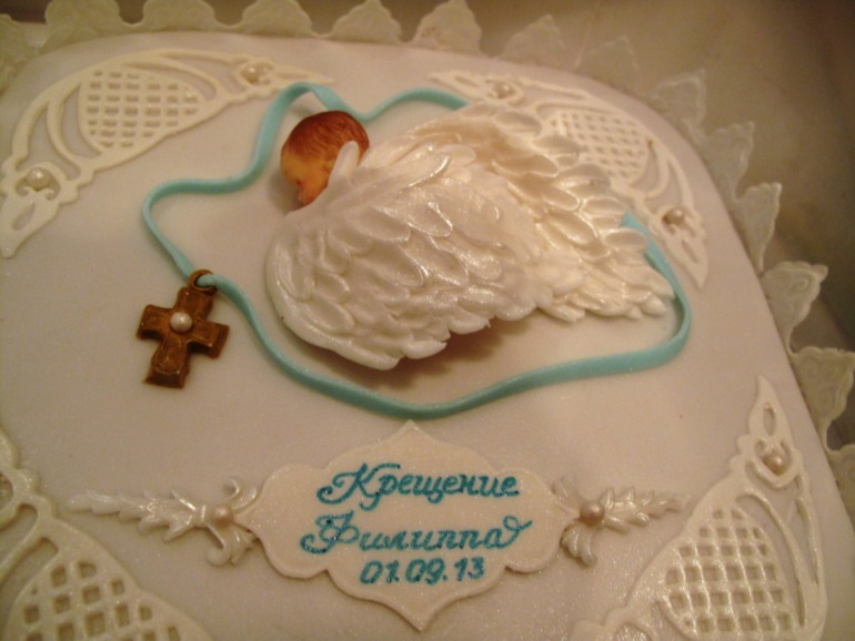 Творожный торт с вишней и желатином фото 9