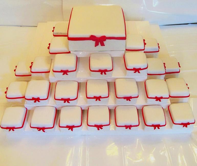 мини торты