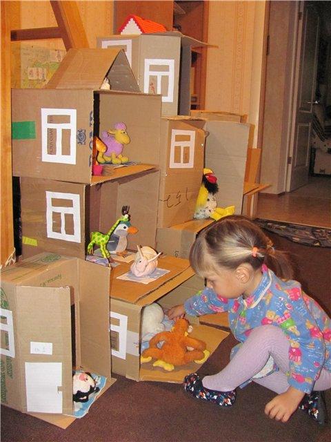 Детский дом своим руками 64