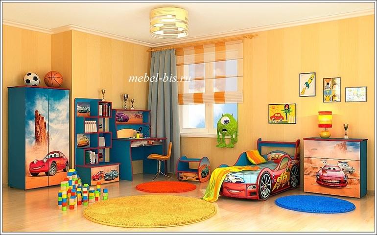 Цвет стен в детской фото