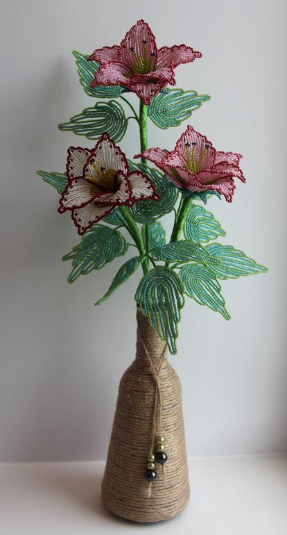 Бузулук цветок