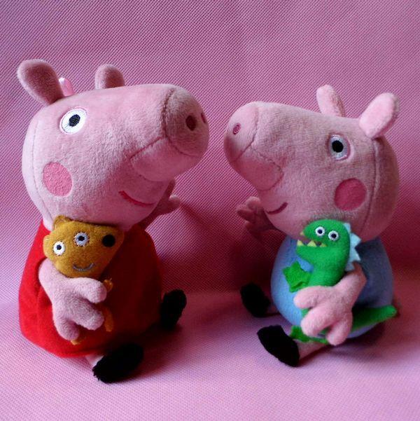 Свинка Пеппа и Джордж идут в Музей Динозавров Мультик