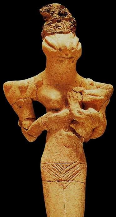 Языческие корни культа Богородицы