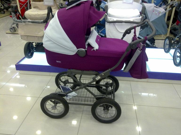 фото коляска инглезина софия