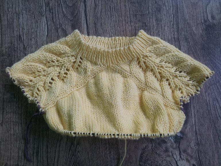 Пуловер Детский