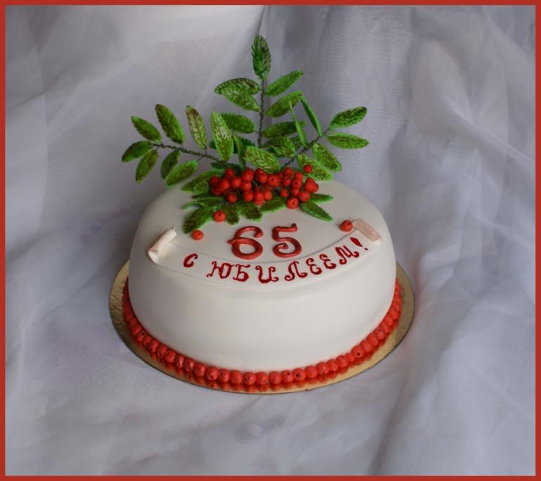 Фото тортов на семидесятилетие